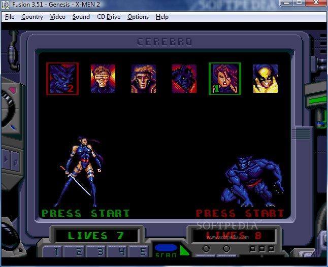 XMEN 2 X-Men-2-Clone-Wars-for-SNES_2